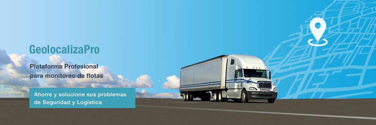 control de flotas de camiones