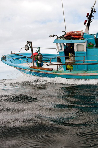 control satelital para barcos